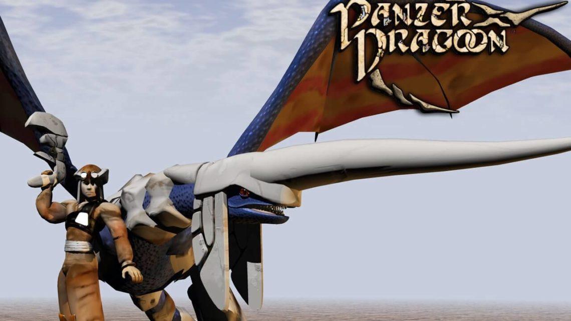 Panzer Dragoon pode está de volta em VR