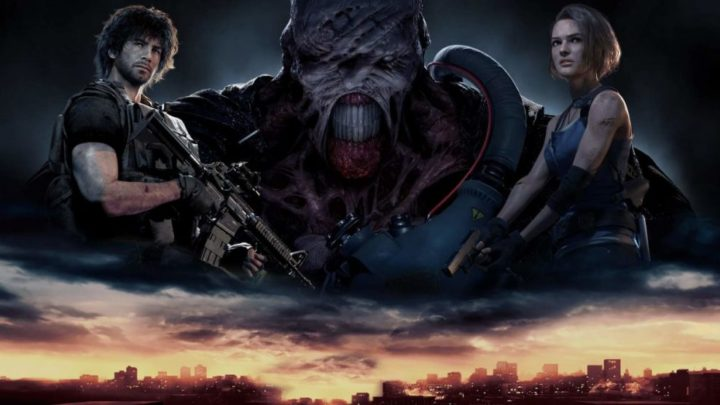 Resident Evil 3 Remake: MOD Nemesis só de Cueca