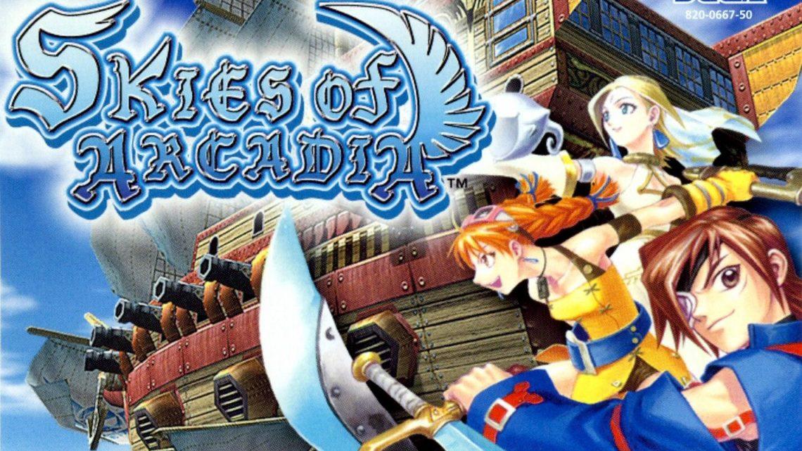 Skies of Arcadia – Sega Dreamcast