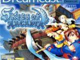 Skies of Arcadia Sega Dremcast