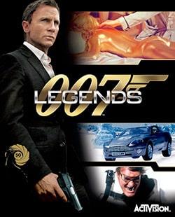 007 Legends Xbox 360