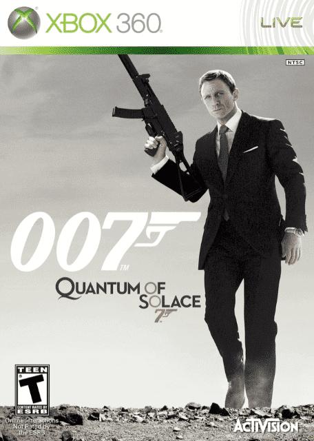 007 Quantum of Solace XBOX360