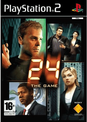 24hrs:The Game Playstation 2 Review(24 Horas o Jogo)