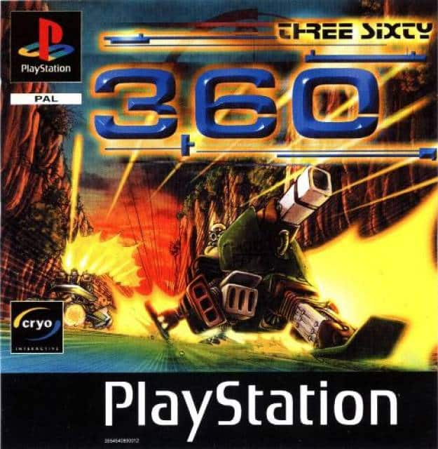 360 Three Sixty PS1-Download ISO+ROM