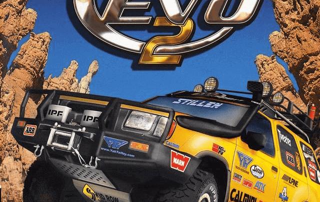 4×4 EVO 2 Nintendo Gamecube ISO Game