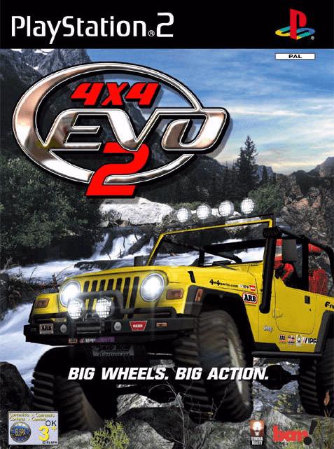 4×4 EVO 2 Playstation 2