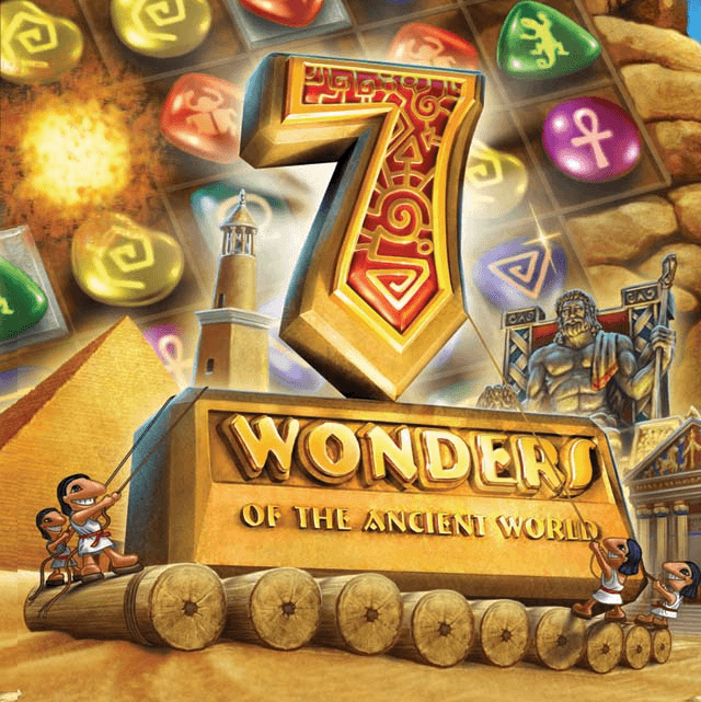 7 Wonders of the Ancient World Game PS2