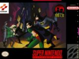 The Adventures of Batman and Robin super nintendo