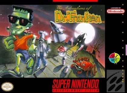 Adventures of Dr. Franken SNES Review