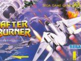 AfterBurner Sega Saturno.