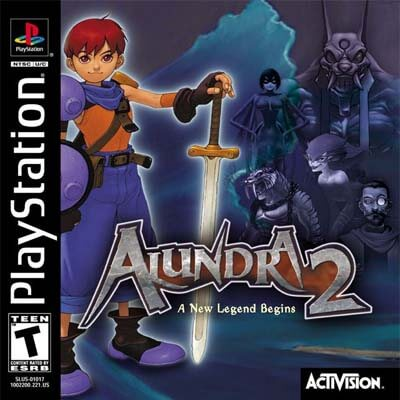 Alundra 2 A New Legend Begins PS1