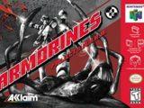 Armorines: Projeto SWARM N64