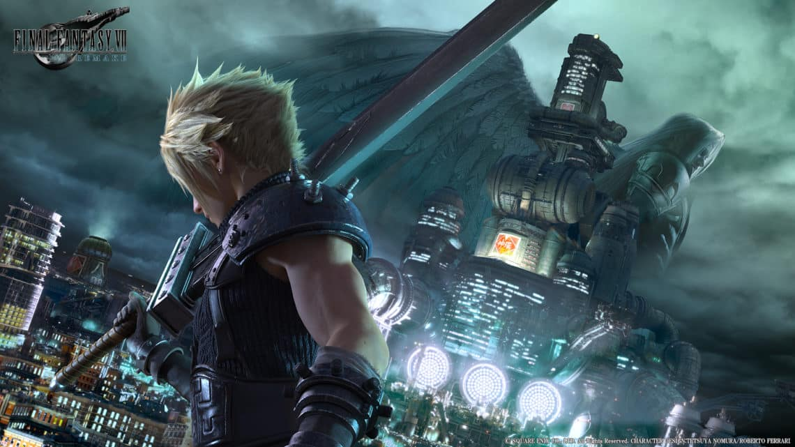 Final Fantasy 7 Remake Review: Obra Prima no PS4