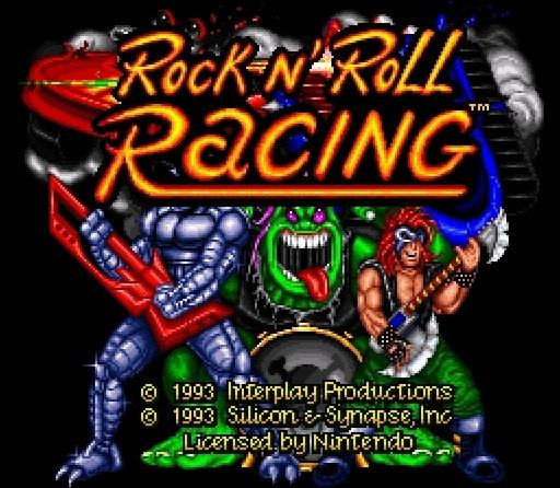 Rock n Roll Racing Passwords e Dicas