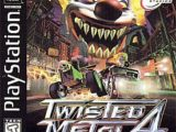 Twisted Metal 4 Playstation psx