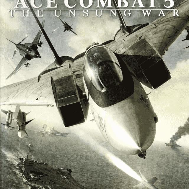 Ace Combat 5: The Unsung War PS2