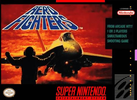 Aero Fighters SNES (Sonic Wings)