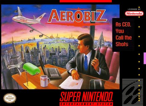 Aerobiz SNES