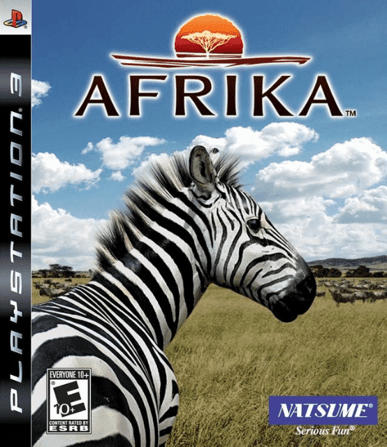 Afrika Game PS3