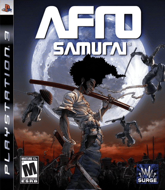 Afro Samurai PS3 (Video Game)