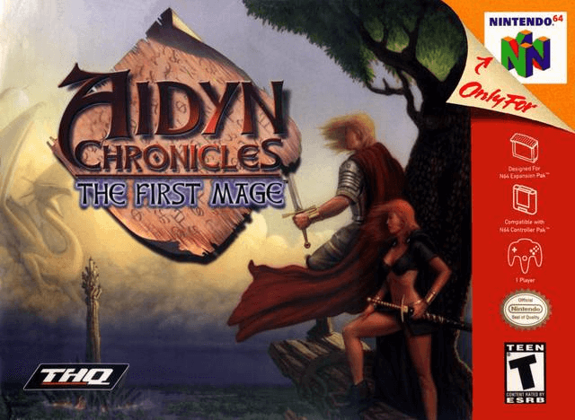 Aidyn Chronicles: The First Mage Nintendo 64