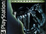 Alien Resurrection psx