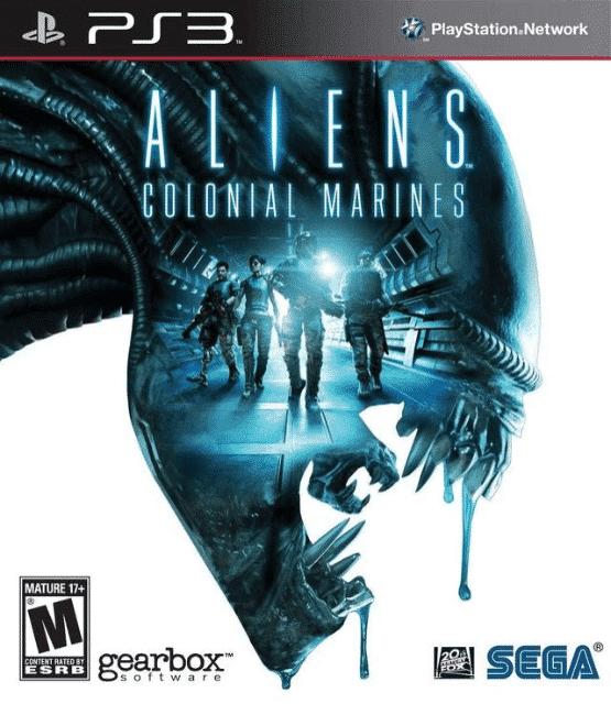 Aliens: Colonial Marines Playstation 3