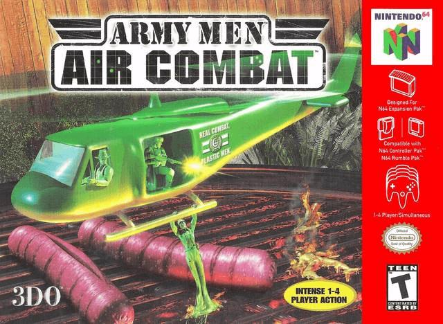 Army Men: Air Combat Nintendo 64