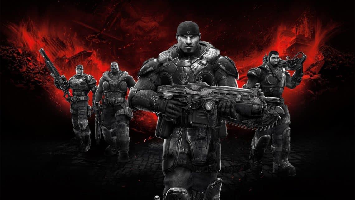 Gears of War: Jogue Grátis Hoje na Xbox Live