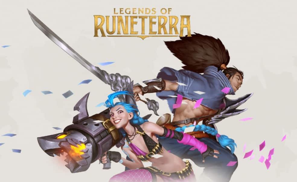 Thresh em novo vídeo de Gameplay: Legends of Runeterra