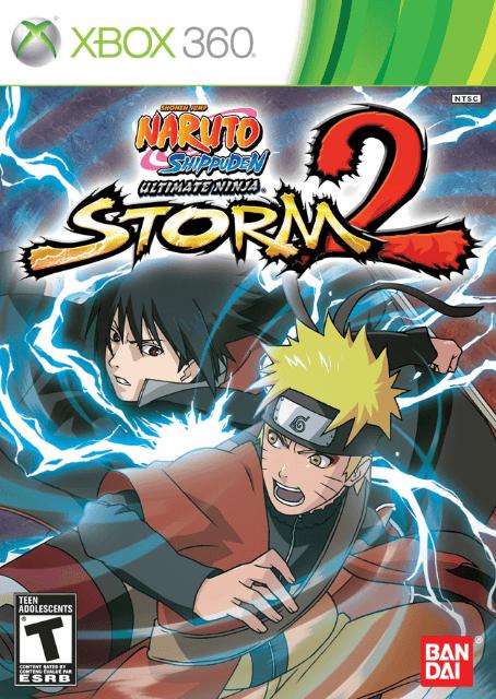 Naruto Shippuden: Ultimate Ninja Storm 2 Xbox360