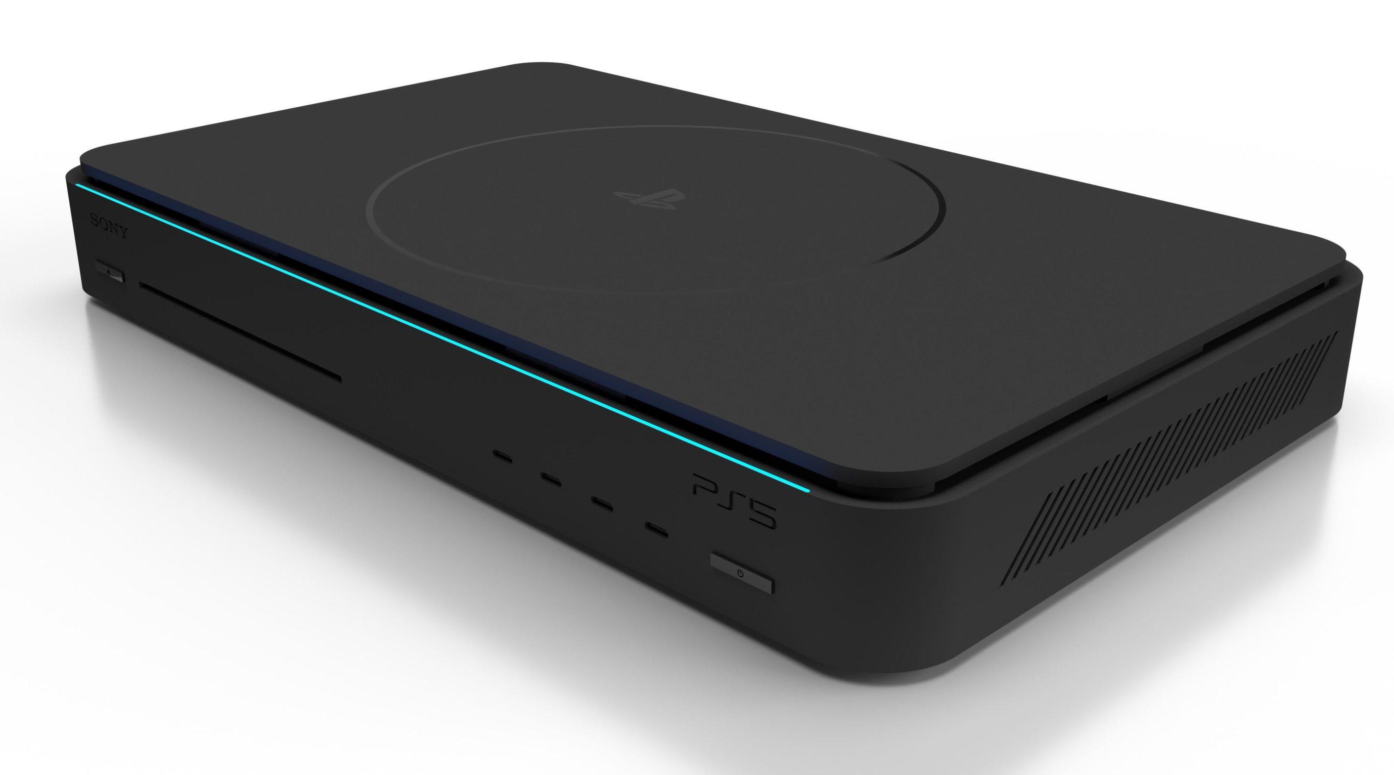 Playstation 5 é criado por fã no reddit