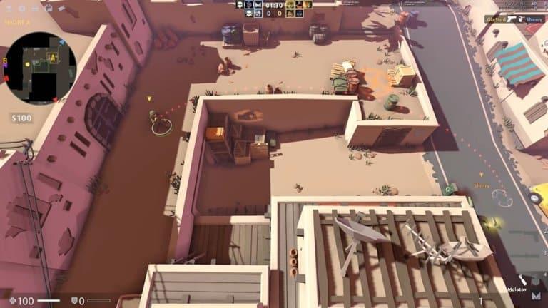 Counter-Strike: Fã recria game em MOD de Dota 2!