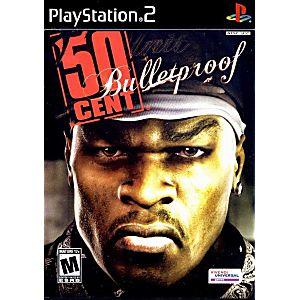 50 Cent: Bulletproof Playstation 2