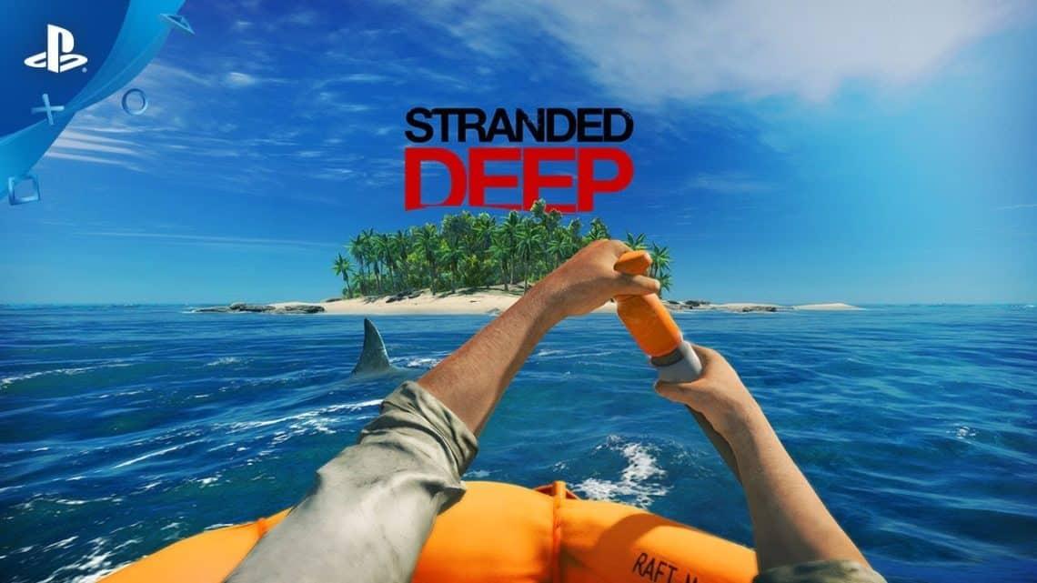 Stranded Deep chega ao PS4! Saiba Mais