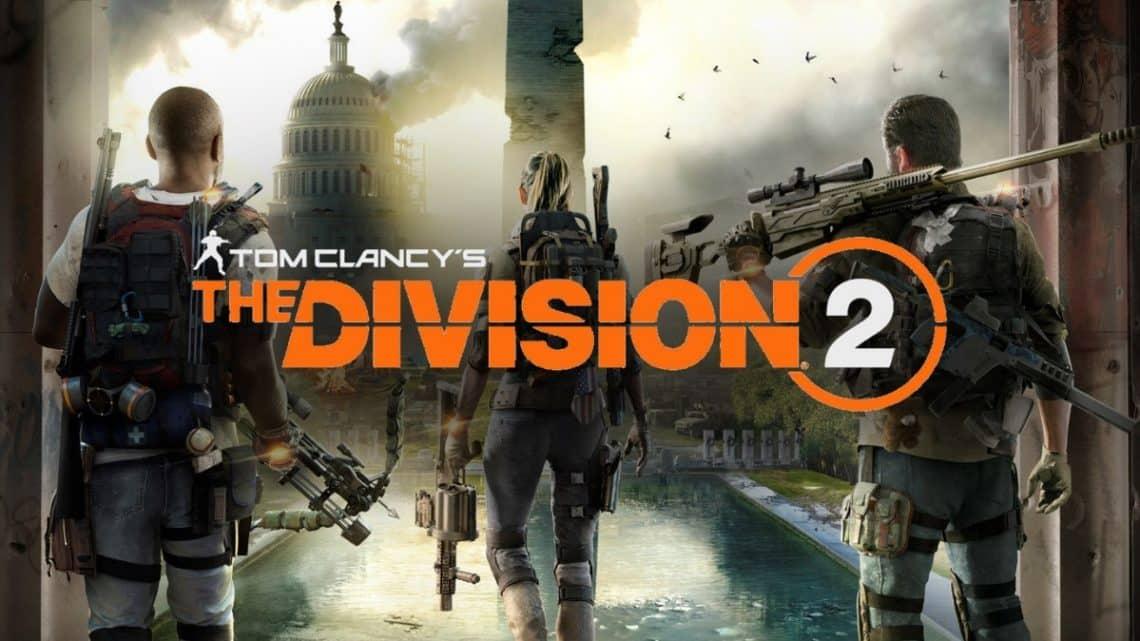 The Division 2 foi o Top Jogo mais Vendido da PS Store em Março