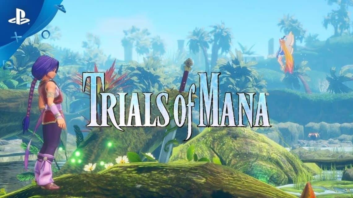 Trials of Mana, Remake de 3° jogo da franquia é Lançada