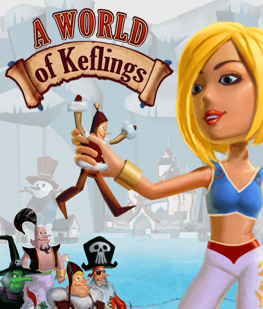 A World of Keflings Xbox360