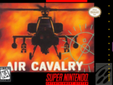 Air Cavalry snes.
