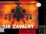 Air Cavalry snes.