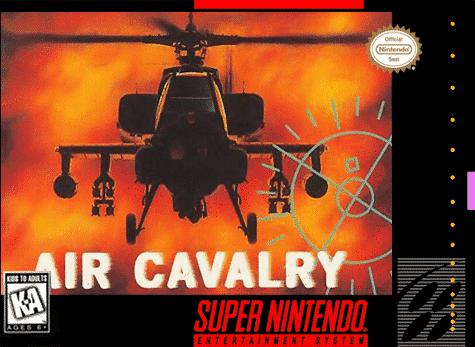Air Cavalry SNES