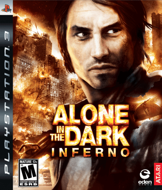 Alone in the Dark: Inferno PS3