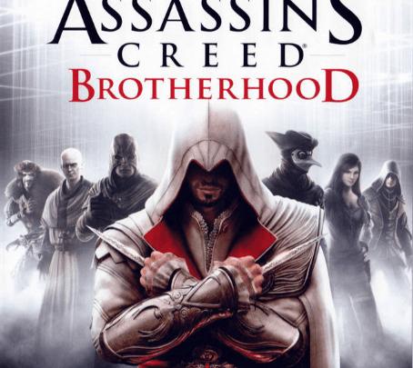 Assassin's Creed: Brotherhood XBOX 360