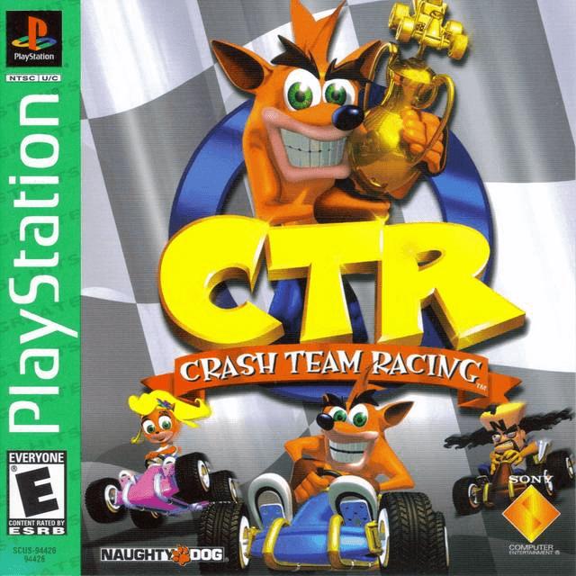 Crash Team Racing PSX