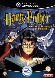 Harry Potter and the Philosopher's Stone Gamecube