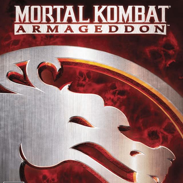 Mortal Kombat: Armageddon PS2