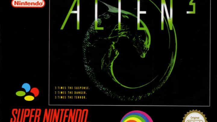Alien3 SNES