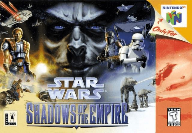 Star Wars: Shadows of the Empire N64-ROM Download
