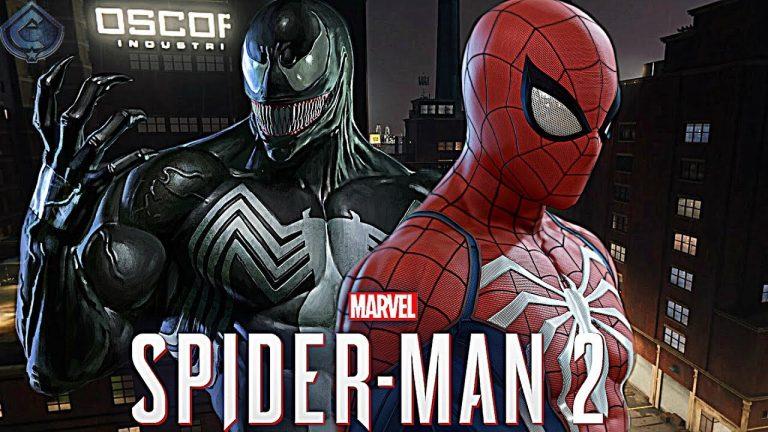MARVEL'S SPIDER-MAN 2: PODE SER REVELADO DURANTE O EVENTO PS5