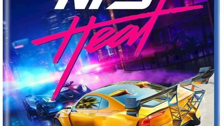 Need for Speed: Heat Playstation 4